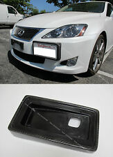 2009-2010 Lexus IS250 IS350 Carbon Fiber License Plate Holder Bracket Mount