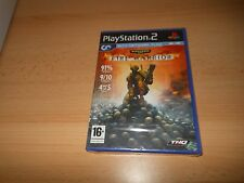 Warhammer 40,000 Fire Warrior - PlayStation 2 PS2 - New & Sealed
