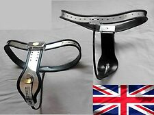 Full Female Chastity Belt/Device Stainless Steal Chain 65 - 90 cm