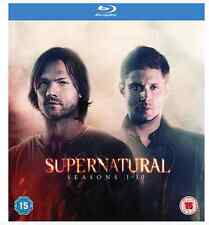 Supernatural: Seasons 1-10 1 2 3 4 5 6 7 8 9 10 (Boxset, Blu-ray)