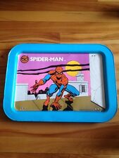 spiderman bed-lap tray 1979