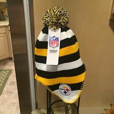 Pittsburgh Steelers NFL Youth Winter Hat, New With Tags, Ben Rothlisberger