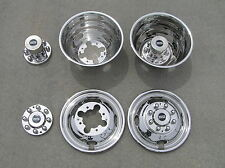 "16"" 04-16 Chevy Express / GMC Savana 3500 / 4500 Dually Wheel Simulators"