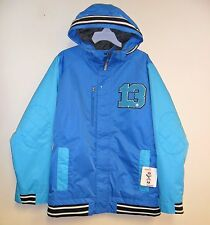 BURTON Men's MONGREL Snow Jacket Mascot/Argon XL NWT Reg $360.00