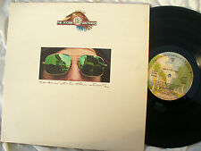 THE DOOBIE BROTHERS LP TAKIN' IT TO THE STREETS first press G/F
