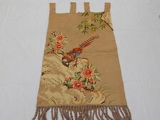 Vintage French Beautiful Tapestry Wall Hanging 60X92cm T730