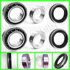 REAR WHEEL AXLE BEARING SEAL 1999-2004 JEEP GRAND CHEROKEE PAIR 2-3 DAY RECEIVE