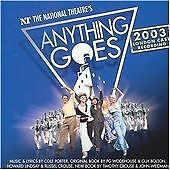 Anything Goes London Cast Recording CD John Barrowman Arrow Cole Porter