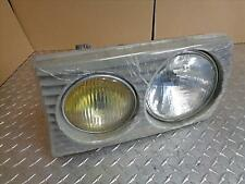 1982 MERCEDES 300 D TURBO DIESEL LEFT DRIVER SIDE HEADLIGHT LAMP ASSY L 300D 82