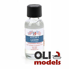 Transparent Medium Lacquer 1oz Bottle - ALCLAD II LACQUER 400