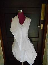 Amazing All Saints Mohini Dress Chalk Size 8 Excellent Condition