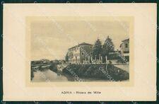 Rovigo Adria cartolina QT1803
