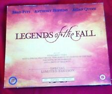 LEGENDS OF THE FALL - VHS PAL LTD ED BOXSET with Book and still