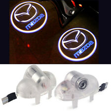 2 Courtesey Welcome Light Projector Laser for  Mazda 6 RX8 A8 RX-8 CX9 CX-9