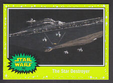 Topps Star Wars - Journey To The Force Awakens - Green Parallel Card # 102