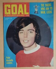 GOAL FOOTBALL MAGAZINE - 7.2.70 - ISSUE 79 - PETER MARINELLO - MIDDLESBROUGH