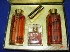 Rare Vintage Set Perfumes by Bergel of Hollywood Seduction Seventh Heaven 1945