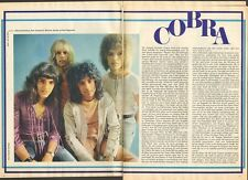 COBRA 1971 PEP Magazine CLAUDE VANHEYE Dutch Beat NEDERPOP