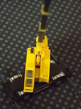 N Scale Tomytec Panther X250 Heavy Crane Construction Equipment Yellow