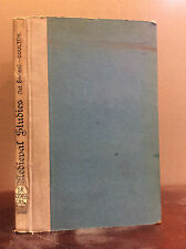 MEDIEVAL STUDIES (First Series) By G.G. Coulton, M.A - 1915 Catholic