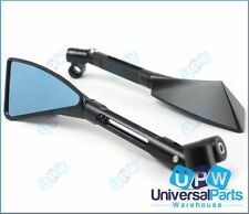 Pair Of Universal Mirrors Fits: KTM 400 450 520 525 530 540 550 Supermoto SX EXC