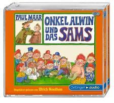 Maar, Paul - Onkel Alwin und das Sams: Ungekürzte Lesung - CD