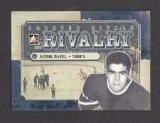 ITG Forever Rivals Rivalry Fleming MacKell Toronto Maple Leafs Card Look! #RI-01