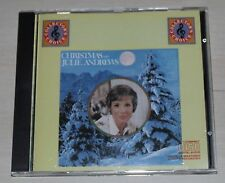 Christmas with Julie Andrews by Julie Andrews (CD, Columbia (USA))