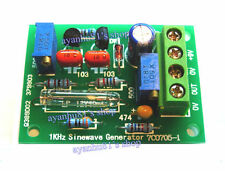 Sine Wave Audio Signal Generator Pre-amplifier / Audio Signal Source Tester Kits