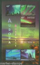 GRENADA GRENADINES  2015  AURORA BOREALIS SHEET  MINT NH