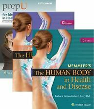 Cohen, Memmler's the Human Body in Health and Disease 13e Text, Study Guide...