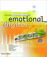 Emotional Digital: A Sourcebook of Contemporary Typographics