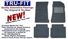 New Quality Custom Fit Holden Gemini All Models FLOOR mats Plush Pile