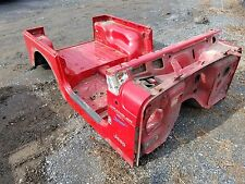 Jeep Wrangler TJ Body Tub 97-01 Good Floor Support Channel Red 1997 NO SHIPPING