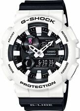 CRAZY DEAL OF THE DAY ONLY NEW G-SHOCK GAX100B-7A G-LIDE WHITE/BLACK ANA-DIGI