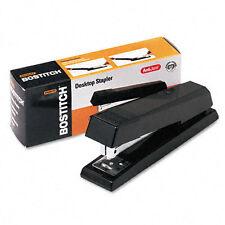 Stanley Bostitch AntiJam Full Strip Stapler, 20 Sheet Capacity - BOSB660BK