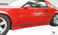 82-92 Chevrolet Camaro Duraflex Iroc-Z Side Skirts Rocker Panels 2pc 106449