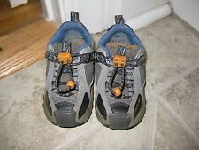 Timberland Hypertrail Toddler Boys Gray Oxford Shoes – Size 5 EUC