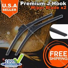 Windshield Wiper Blades Premium OEM Bracketless for Honda Civic 2001-2005