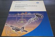 VW Passat  B 6 Typ 3 C  Servolenkung  SSP 317  Technischer  Stand  09/2003
