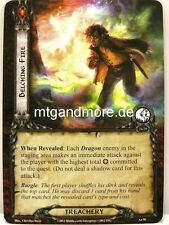 Lord of the Rings LCG - 2x belching Fire #050 - on the doorstep