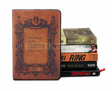 For iPad Mini 1 2 3 Retro Book Classic Antique Vintage Design Rare Case Cover