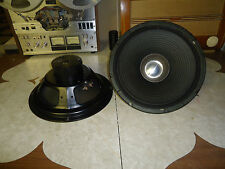 ALNICO FULL RANGE 12 INCH DUAL CONE CLEVELAND SPEAKERS, GUITAR  AMP OR  HI FI