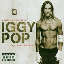 IGGY POP 'A MILLION IN PRIZES/THE ANTHOLOGY' 2 CD NEW+!!