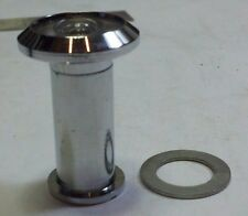 180 Degree Peephole Door Viewer Polished Chrome 94011