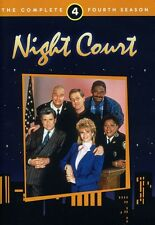 Night Court: The Complete Fourth Season [4 Discs] (DVD Used Very Good) DVD-R