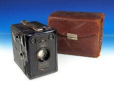 Zeiss Ikon Box-Tengor Goertz Frontar D.R.P Photographica vintage camera (101297)