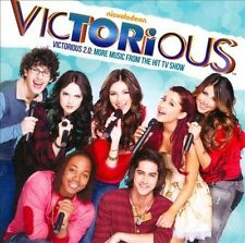 Victorious 2.0: More Music from the Hit TV Show, Victorious Cast Soundtrack