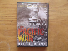 Eyewitness: The Pacific War - Day of Infamy (DVD, 2005)