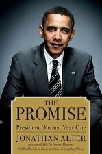 The Promise: President Obama, Year One, Alter, Jonathan, Good Book